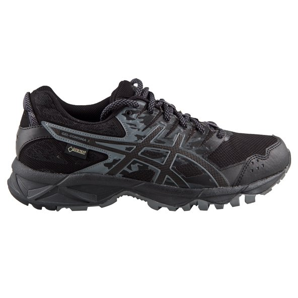 Asics Gel-Sonoma 3 G-TX Men's Running Shoe, Black