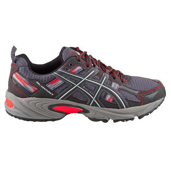 Asics Gel-Venture 5 Men's Running Shoe, Black
