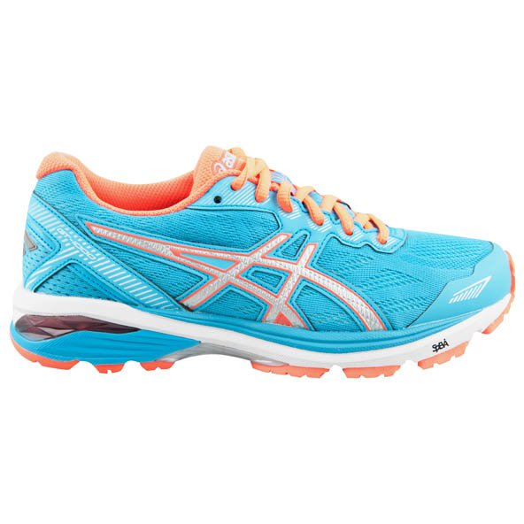 Asics GT-1000 5 Women's Running Shoe, Blue