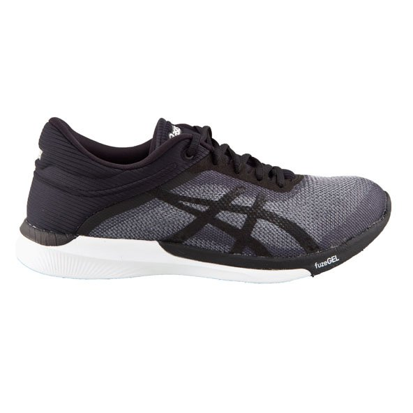 Asics fuzeX Rush Women's Running Shoe, Grey