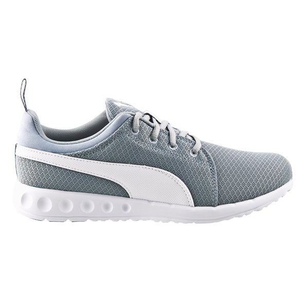 Puma Carson Mesh Men's Trainer, Grey