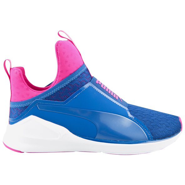 Puma Fierce Eng Mesh Women's Fitness Shoe, Blue