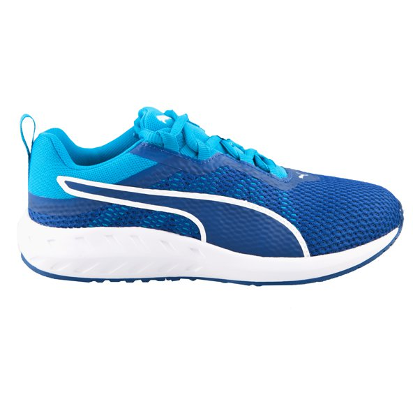 Puma Flare 2 Boys' Trainer, Blue