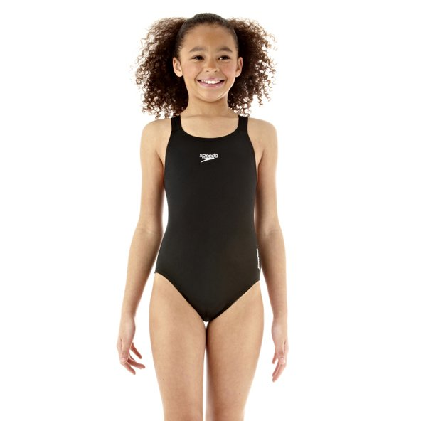 Speedo Endurance Medalist Girl Sw Black