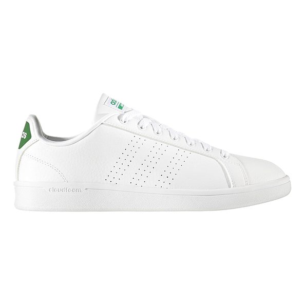 adidas Cloudfoam Advantage Clean Men's Trainer, White