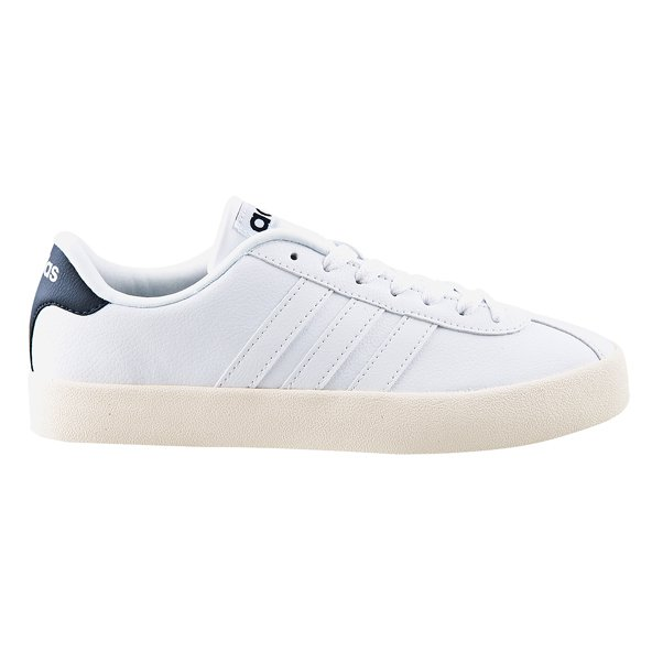 adidas VLCourt Vulc Men's Trainer, White