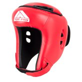 Top Pro Training Headgear, Red