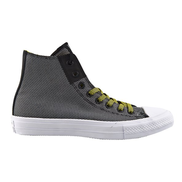 Converse Chuck Taylor AS II Men's Hi-Top Trainer, Black