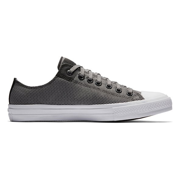 Converse Chuck Taylor AS Ox II Men's Trainer, Grey