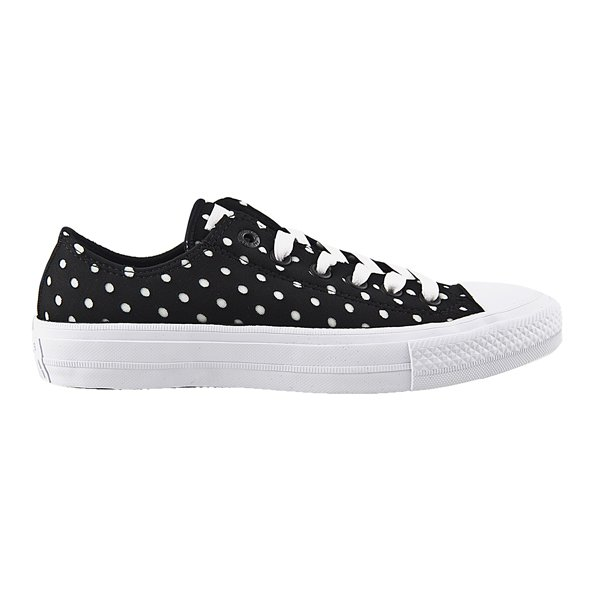 Converse Chuck Taylor AS Ox II Women's Trainer, Black