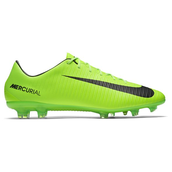 Nike Mercurial Veloce III FG Football Boot, Green