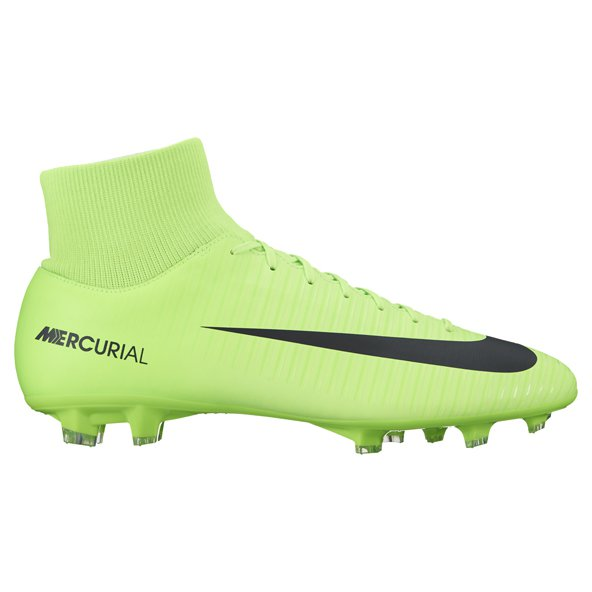 Nike Mercurial Victory VI DF FG Football Boot, Green