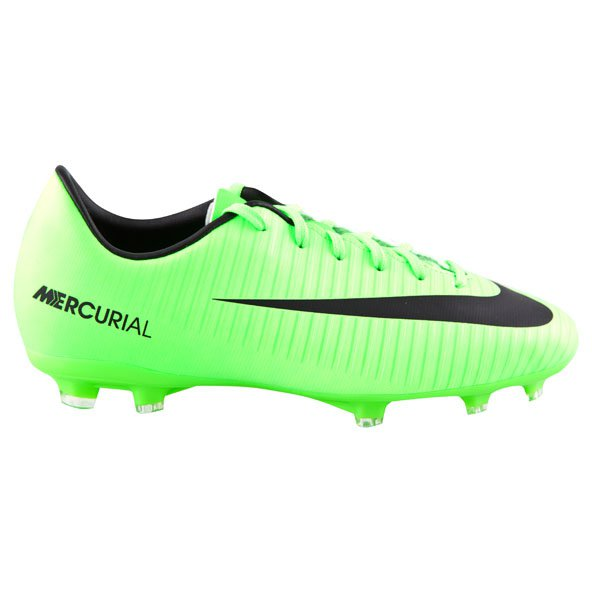 Nike Mercurial Vapor XI Kids' FG Boot, Green