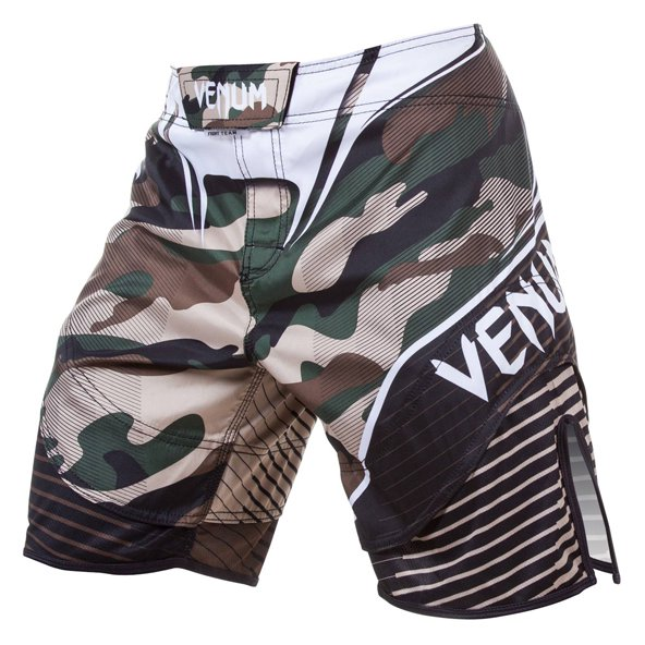 Venum Camo Hero Fightshort, Brown