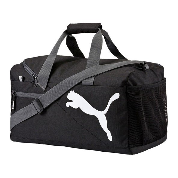 Puma Fundamentals Sports Bag, Black