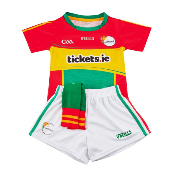 O'Neills Carlow 2017 Home Infant Kit, Red