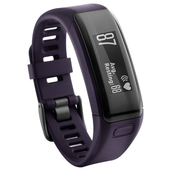Garmin Vivosmart HR Regular Purple