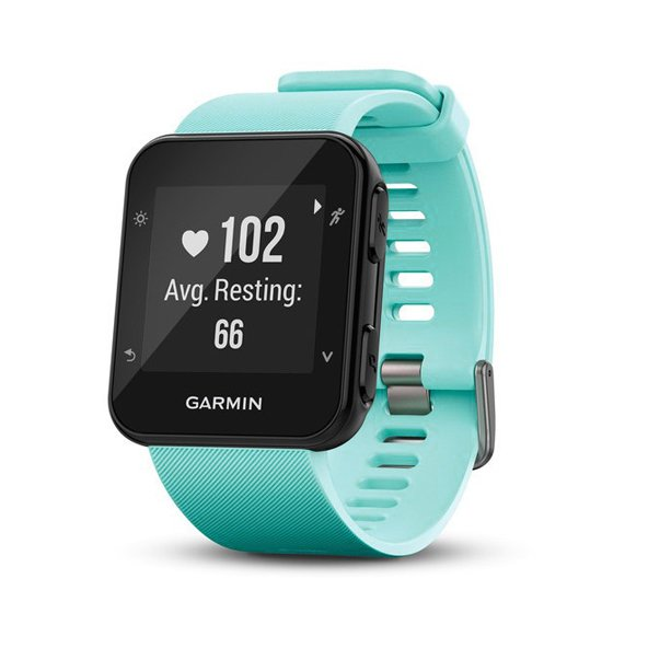 Garmin Forerunner® 35 Running Watch, Blue