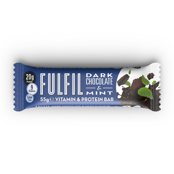 Fulfil Dark Choc Mint Bar