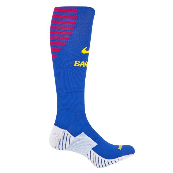 Nike FC Barcelona 2017/18 Home Sock, Blue