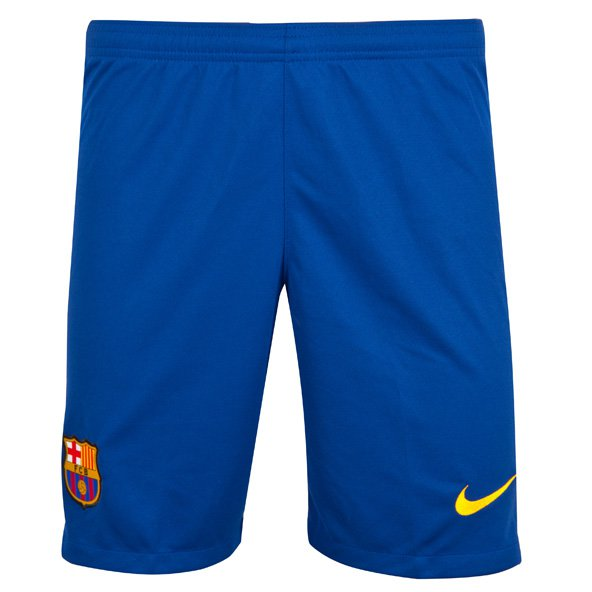 Nike FC Barcelona 2017/18 Kids' Home Short, Blue