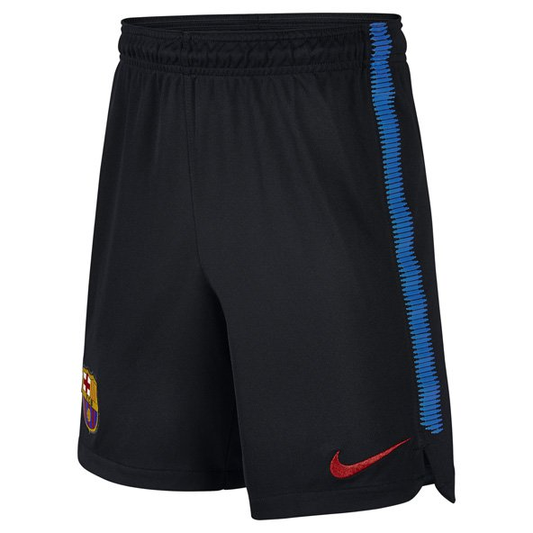 Nike FCB 17 Kids Squad Shorts Black