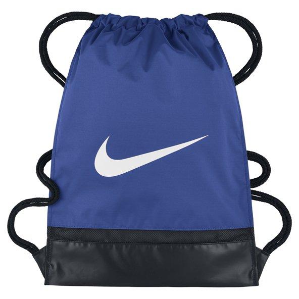 Nike Brasilia Gymsack Blue Blk db699c07f4228