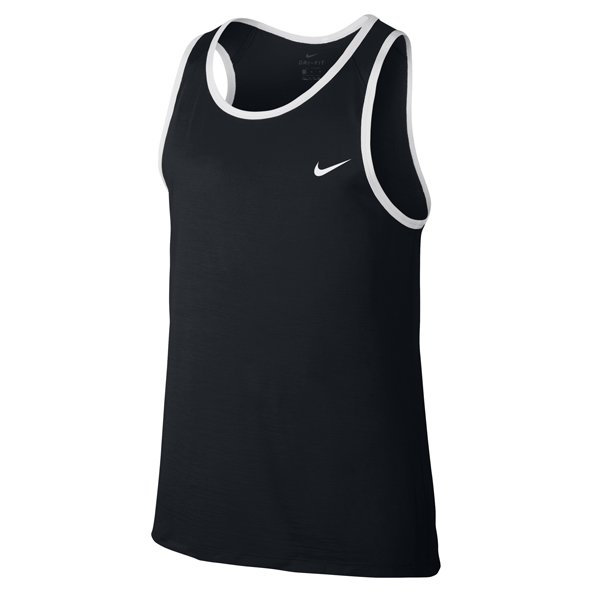 Nike Crossover Men's Sleeveless Top, Black