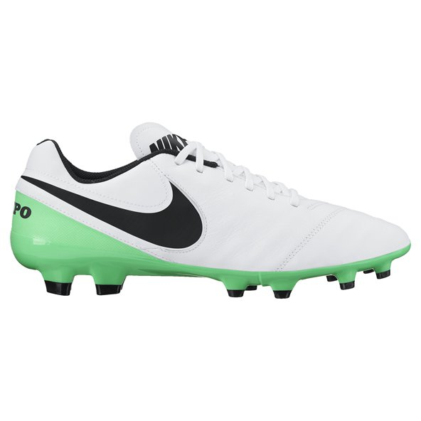 Nike Tiempo Genio II Leather FG Boot, White