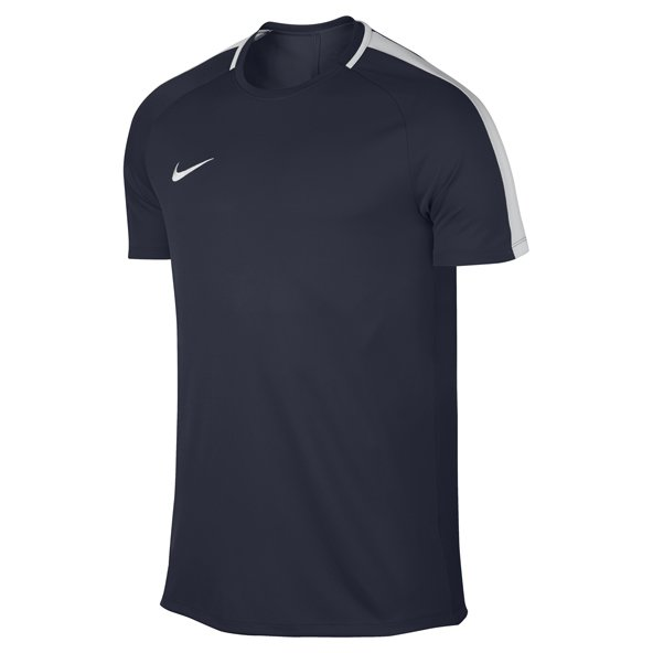 Nike Academy Men's Football T-Shirt, Navy