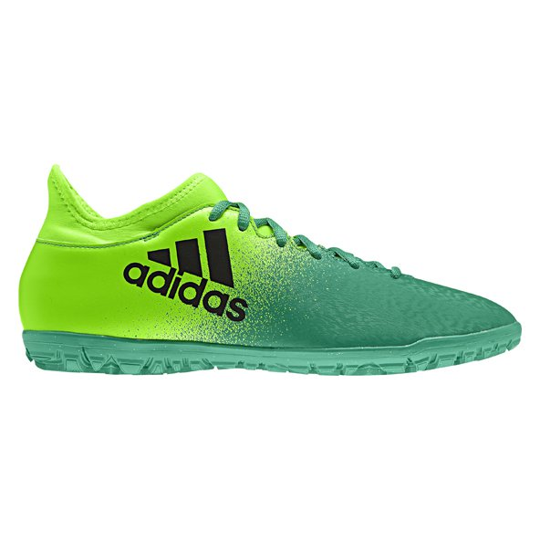 adidas X 16.3 Astroturf Boot, Green