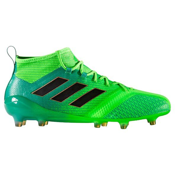 adidas ACE 17.1 Primeknit FG Football Boot, Green