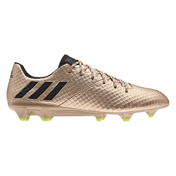 adidas Messi 16.1 FG Football Boot, Gold