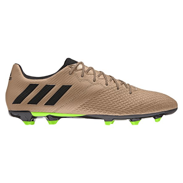 adidas Messi 16.3 FG Football Boot, Gold