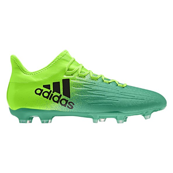 adidas X 16.2 FG Football Boot, Green
