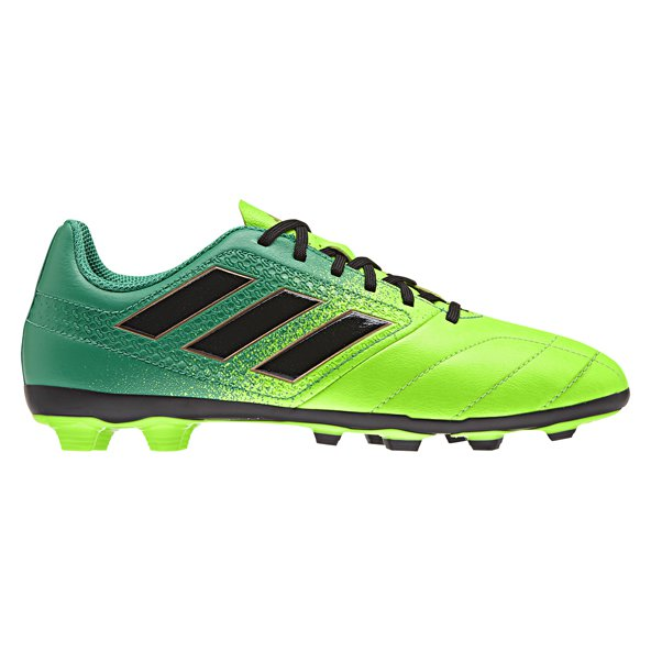adidas ACE 17.4 Junior Kids' FG Boot, Green