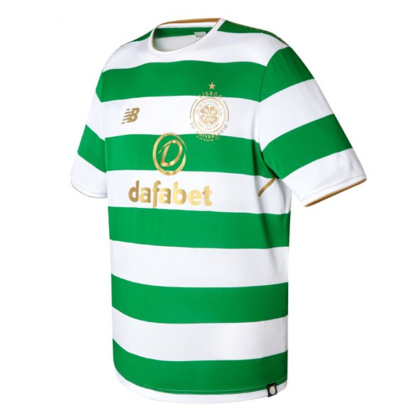 New Balance Celtic 2017/18 Home Jersey, Green