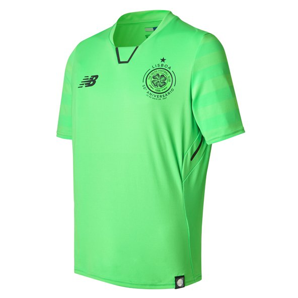 New Balance Celtic 2017/18 Kids' 3rd Jersey, Green