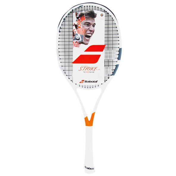 Babolat Pure Strike Tm Tns Racket Wh/Red