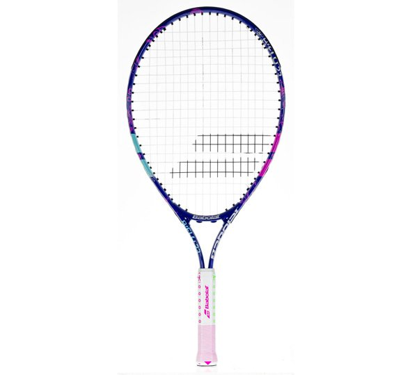 Babolat B'Fly 25'' Junior Tennis Racket, Purple