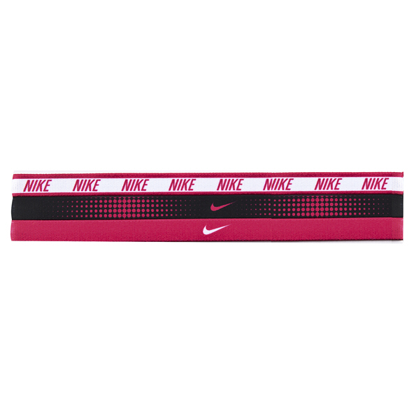Nike Printed Headbands Assort 3pk R