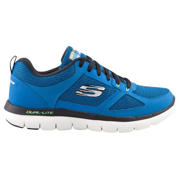 Skechers Flex Advantage 2.0 Men's Fitness Shoe, Blue