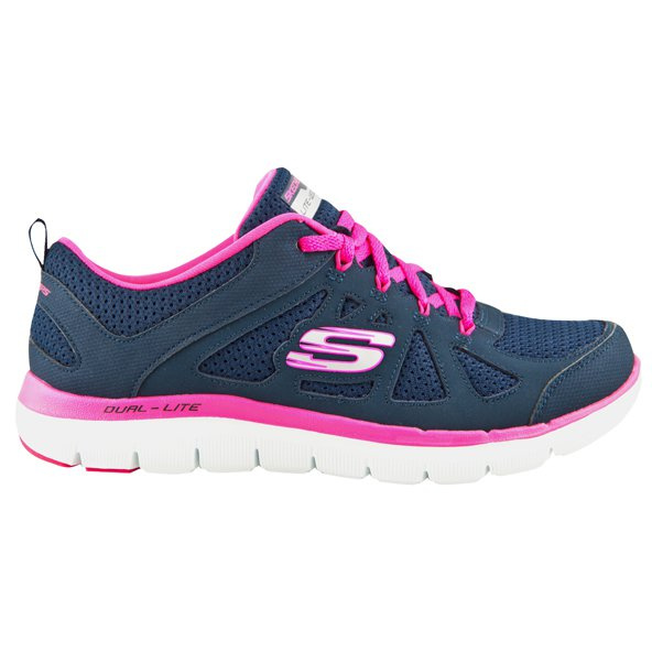 Skechers Flex Appeal 2.0 Women's Fitness Shoe, Navy