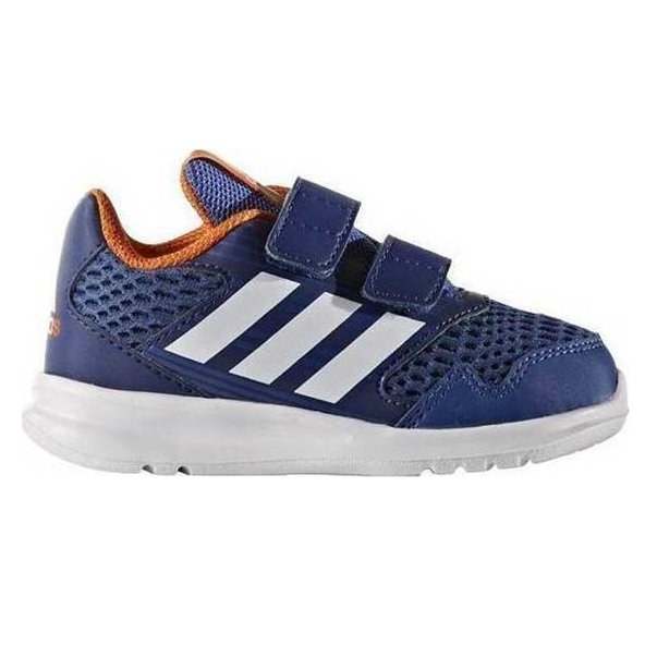 adidas AltaRun CF Infant Boys' Trainer, Blue