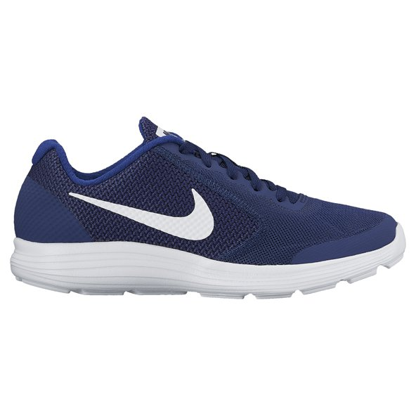 Nike Revolution 3 Boys' Running Shoe, Blue