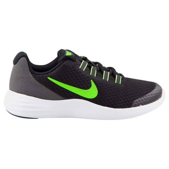 Nike LunarConverge Boys' Running Shoe, Black