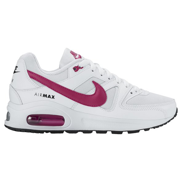 Nike Air Max Command Flex Girls' Trainer, White