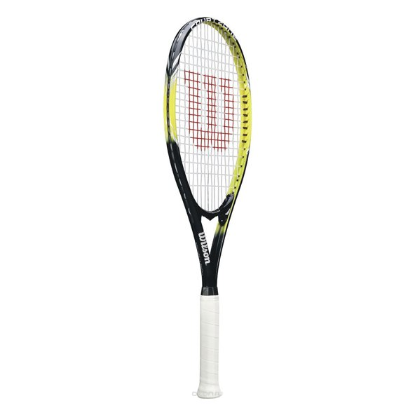 Wilson Court Zone Lite  Tennis Racket, Black