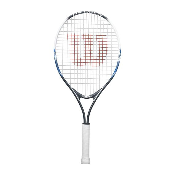 Wilson US Open 25'' Tennis Racket, Grey