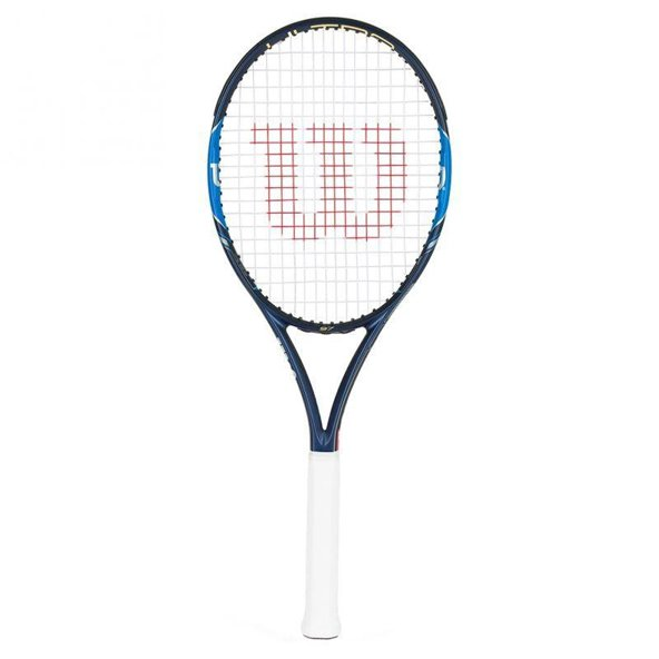 Wilson Ultra 100 Tennis Racket, Blue